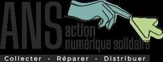 Logo Action Numérique Solidaire